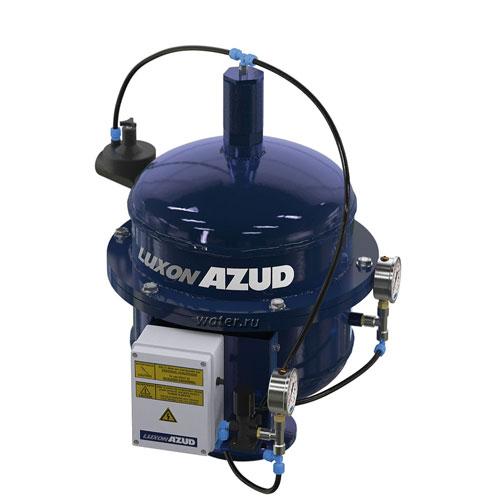 Автоматический сетчатый фильтр с гидравлическим приводом промывки AZUD LUXON LCA HF 900