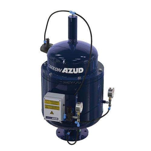 Автоматический сетчатый фильтр с гидравлическим приводом промывки AZUD LUXON LCA HF 2400