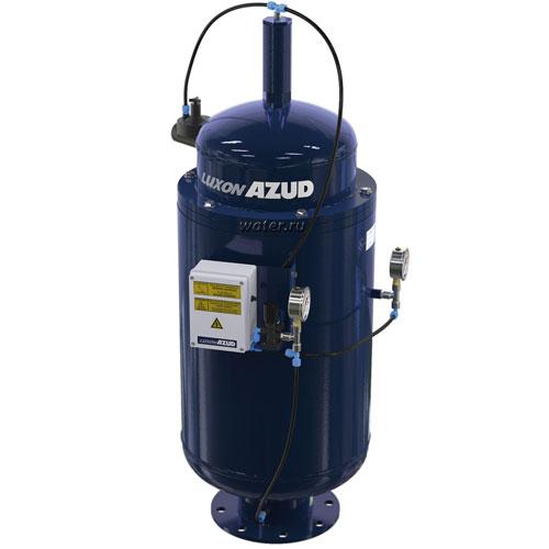Автоматический сетчатый фильтр с гидравлическим приводом промывки AZUD LUXON LCA HF 4800