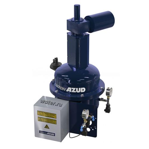 Автоматический сетчатый фильтр с гидравлическим приводом промывки AZUD LUXON ldb 1000