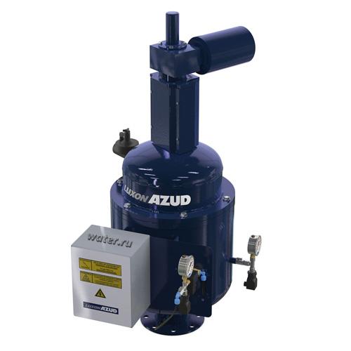 Автоматический сетчатый фильтр с гидравлическим приводом промывки AZUD LUXON ldb 2400