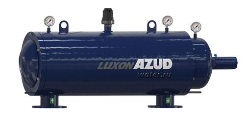 Автоматический сетчатый фильтр с гидравлическим приводом промывки AZUD LUXON LFH HF 4800