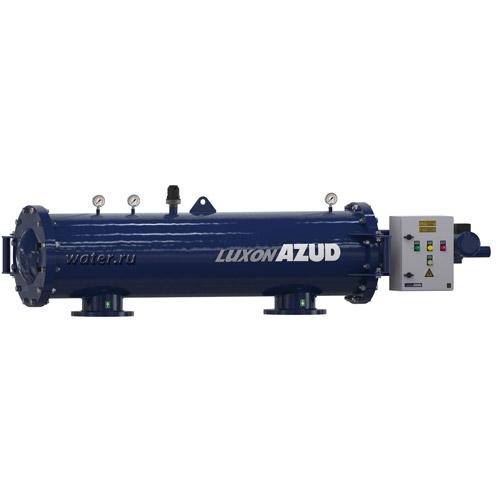 Автоматический сетчатый фильтр с гидравлическим приводом промывки AZUD LUXON LXE HF 10600